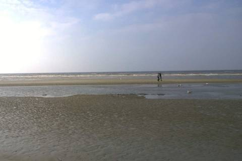 Nordsee in St. Peter-Ording